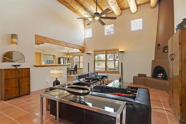 7 Camerada Road, Santa Fe, NM 87508 (MLS #202103192) :: The Very Best of Santa Fe