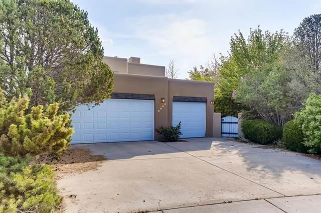 2837 Pueblo Bonito, Santa Fe, NM 87507 (MLS #202103195) :: The Very Best of Santa Fe