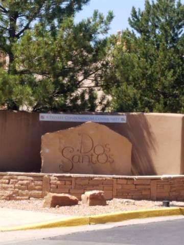 2210 Miguel Chavez #526, Santa Fe, NM 87505 (MLS #202103198) :: The Very Best of Santa Fe