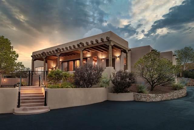 938 Old Taos Highway, Santa Fe, NM 87501 (MLS #202103199) :: The Very Best of Santa Fe