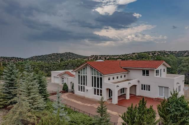 06 Rancho De Ortiz, Santa Fe, NM 87506 (MLS #202103201) :: Neil Lyon Group | Sotheby's International Realty