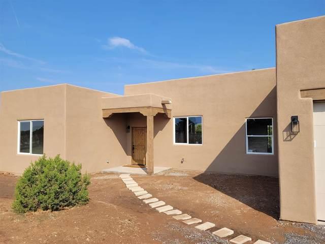 14 Condesa Road, Santa Fe, NM 87508 (MLS #202103213) :: Neil Lyon Group | Sotheby's International Realty