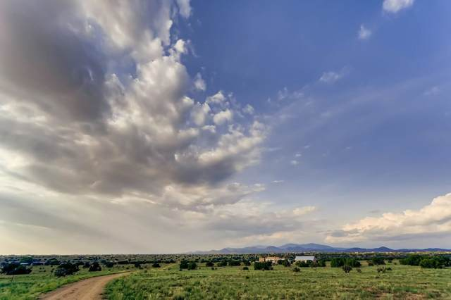 220 Spur Ranch Road, Lamy, NM 87540 (MLS #202103219) :: Neil Lyon Group | Sotheby's International Realty