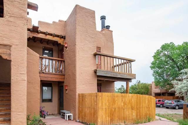 2600 W Zia F15, Santa Fe, NM 87505 (MLS #202103227) :: Summit Group Real Estate Professionals