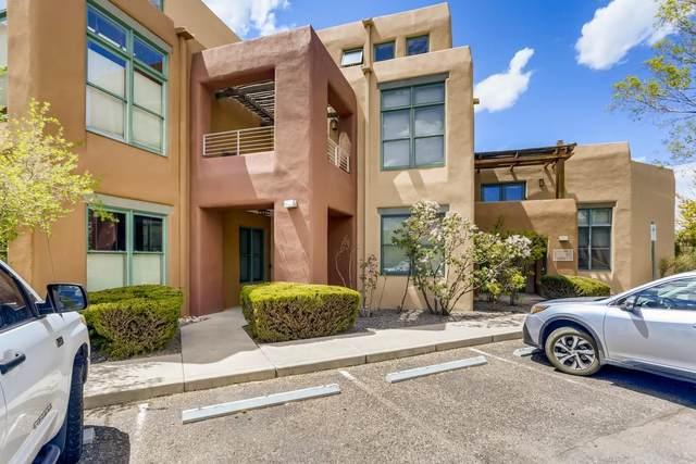 1012 Marquez Place 107A, Santa Fe, NM 87505 (MLS #202103228) :: Stephanie Hamilton Real Estate