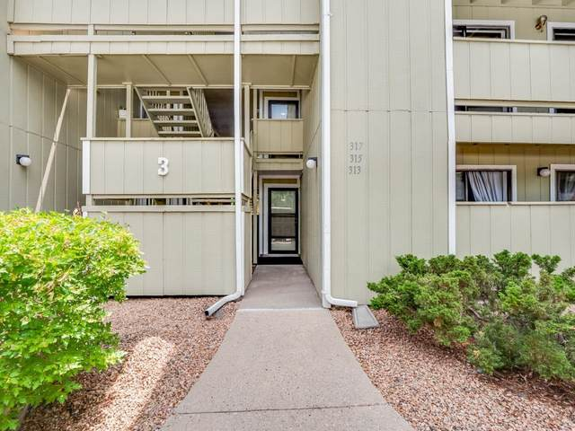 505 Oppenheimer Dr #313, Los Alamos, NM 87544 (MLS #202103229) :: Summit Group Real Estate Professionals