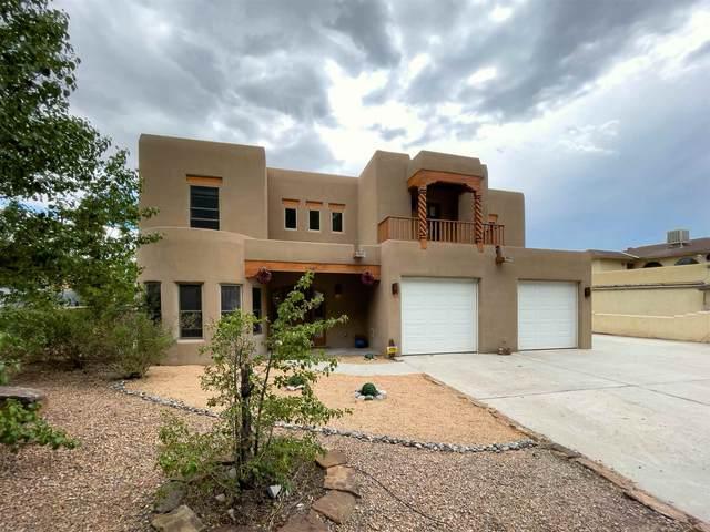 1158 Bobcat Lane, Espanola, NM 87532 (MLS #202103231) :: The Very Best of Santa Fe