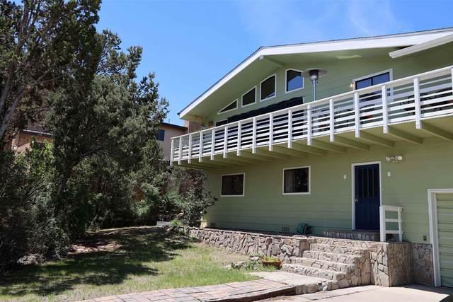 110 Sierra Vista Dr, Los Alamos, NM 87544 (MLS #202103232) :: The Very Best of Santa Fe
