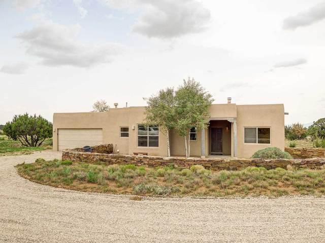 1 Inez Ct., Santa Fe, NM 87508 (MLS #202103239) :: Neil Lyon Group | Sotheby's International Realty