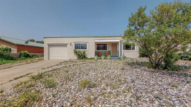 1012 San Lorenzo, Santa Fe, NM 87505 (MLS #202103244) :: The Very Best of Santa Fe