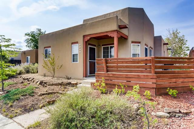 6364 Jaguar Drive, Santa Fe, NM 87507 (MLS #202103245) :: Stephanie Hamilton Real Estate