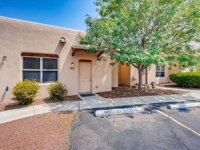 500 Rodeo Rd. #1611, Santa Fe, NM 87505 (MLS #202103258) :: Stephanie Hamilton Real Estate