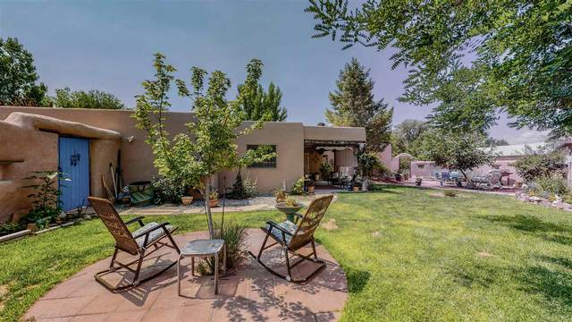 21 Private Drive 1155A, Espanola, NM 87532 (MLS #202103260) :: Summit Group Real Estate Professionals