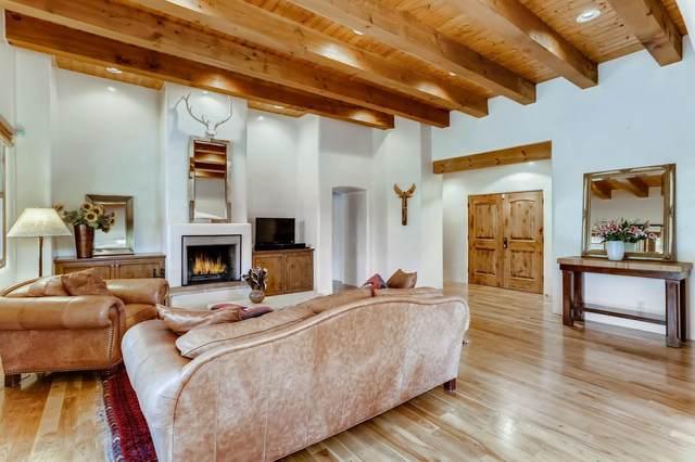 851 Camino Chamisa B, Santa Fe, NM 87501 (MLS #202103269) :: Stephanie Hamilton Real Estate