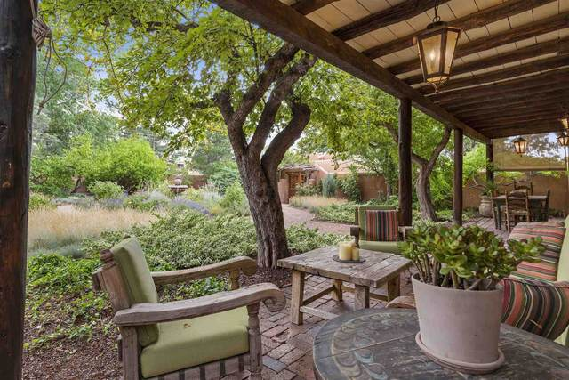 753 Acequia Madre, Santa Fe, NM 87505 (MLS #202103281) :: Stephanie Hamilton Real Estate