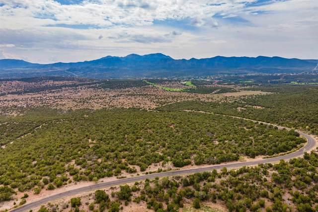 63-66 Prado Vista, Sandia Park, NM 87047 (MLS #202103287) :: Summit Group Real Estate Professionals