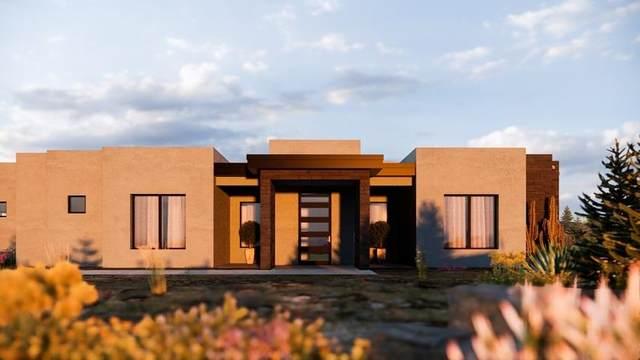 2 Hacienda Del Canon (Estancias, Lot 26), Santa Fe, NM 87506 (MLS #202103294) :: Summit Group Real Estate Professionals