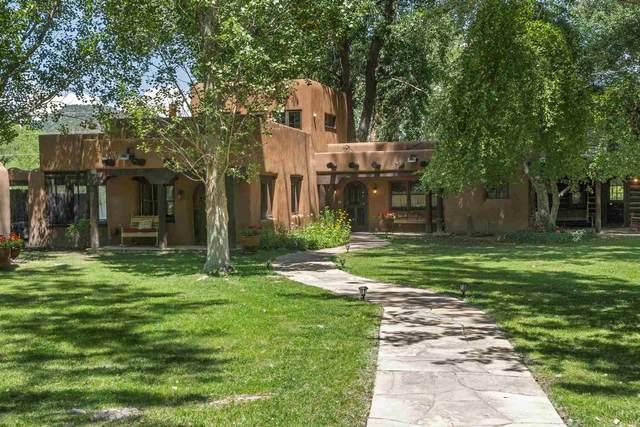 1940 State Hwy 68, Embudo, NM 87531 (MLS #202103296) :: Summit Group Real Estate Professionals