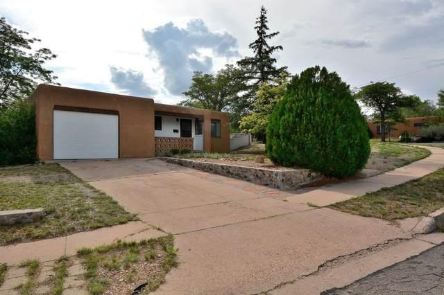 230 Las Mananitas Street, Santa Fe, NM 87501 (MLS #202103297) :: Summit Group Real Estate Professionals