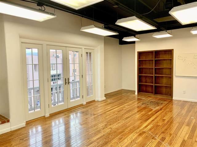 121 Sandoval St. #300, Santa Fe, NM 87501 (MLS #202103307) :: Summit Group Real Estate Professionals