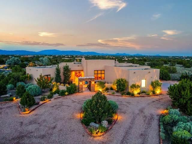 4 W Golden Eagle, Santa Fe, NM 87506 (MLS #202103314) :: Summit Group Real Estate Professionals