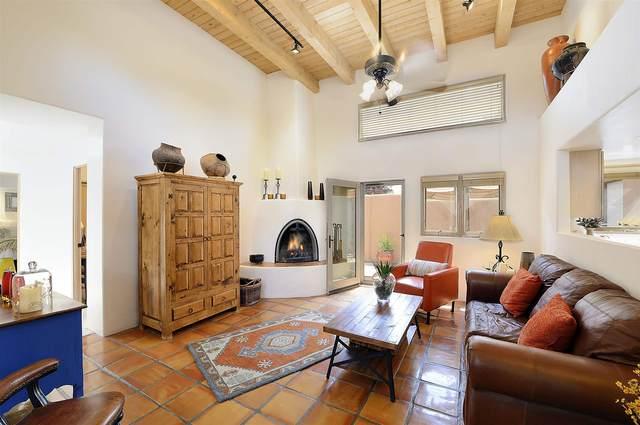 2709 Herradura Rd Unit D, Santa Fe, NM 87505 (MLS #202103319) :: Stephanie Hamilton Real Estate