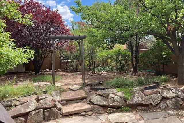 729 Gomez, Santa Fe, NM 87505 (MLS #202103332) :: Stephanie Hamilton Real Estate