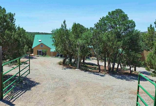 36 San Sebastian, Santa Fe, NM 87505 (MLS #202103334) :: Stephanie Hamilton Real Estate