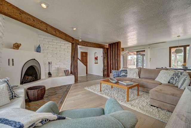 27 Verano Loop, Santa Fe, NM 87508 (MLS #202103336) :: Stephanie Hamilton Real Estate
