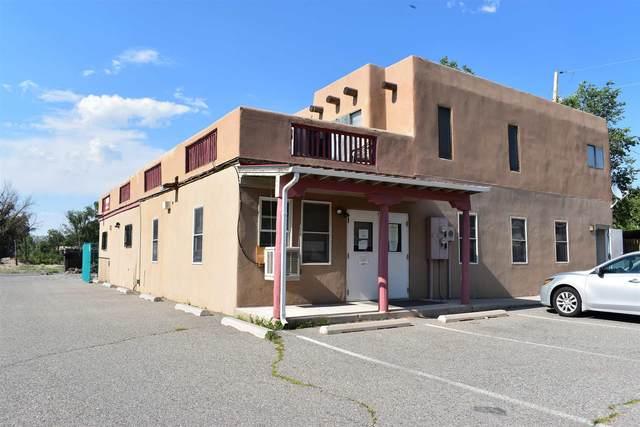 600 E Fairview Lane, Espanola, NM 87532 (MLS #202103337) :: Summit Group Real Estate Professionals