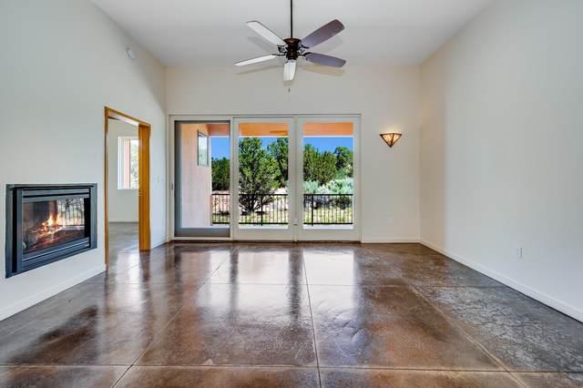 608 Avenida Villahermosa #103, Santa Fe, NM 87506 (MLS #202103341) :: Summit Group Real Estate Professionals