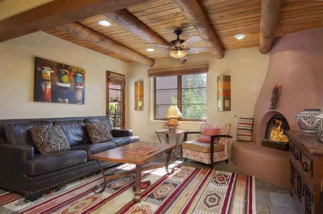 103 Catron St Unit 71, Santa Fe, NM 87501 (MLS #202103350) :: Neil Lyon Group | Sotheby's International Realty