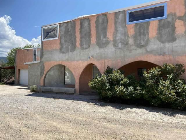 20 Camino De Pastores, Santa Fe, NM 87506 (MLS #202103356) :: Summit Group Real Estate Professionals