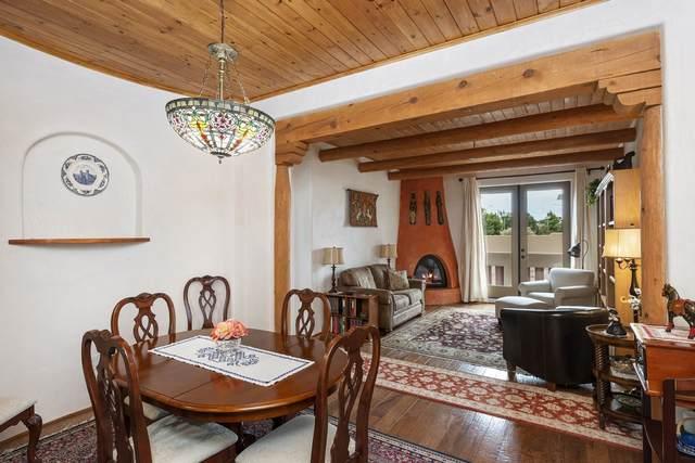1405 Vegas Verdes, #243, Santa Fe, NM 87507 (MLS #202103358) :: Summit Group Real Estate Professionals