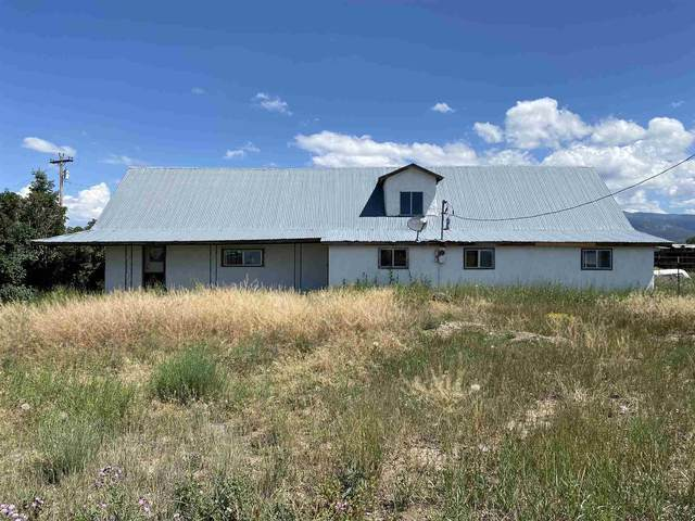 33 County Road 340, Los Ojos, NM 87551 (MLS #202103367) :: Summit Group Real Estate Professionals