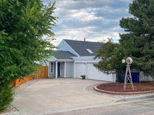 823 Scott Way, Los Alamos, NM 87544 (MLS #202103369) :: Summit Group Real Estate Professionals