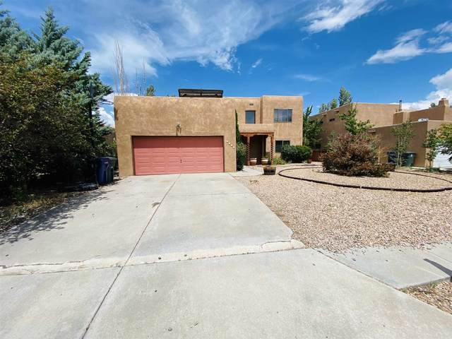 7523 Snow Blossom, Santa Fe, NM 87507 (MLS #202103372) :: Neil Lyon Group   Sotheby's International Realty