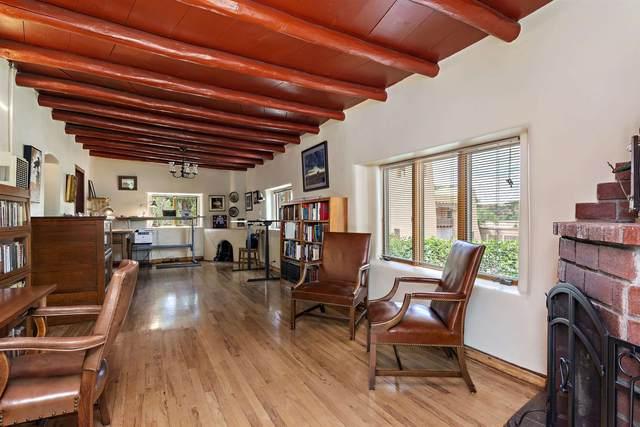 1150 Cristo Rey Street, Santa Fe, NM 87505 (MLS #202103375) :: Summit Group Real Estate Professionals