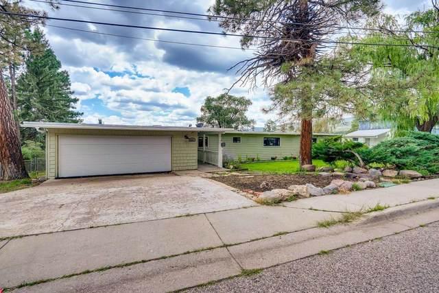 3089 Villa Street, Los Alamos, NM 87544 (MLS #202103382) :: Neil Lyon Group | Sotheby's International Realty