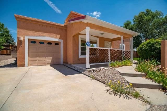 6978 Golden Mesa, Santa Fe, NM 87507 (MLS #202103390) :: Neil Lyon Group | Sotheby's International Realty