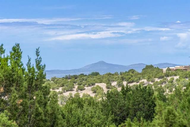 17 Camino Barranca Lot 450, Santa Fe, NM 87507 (MLS #202103409) :: Summit Group Real Estate Professionals