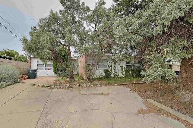 412 Alta Vista St, Santa Fe, NM 87505 (MLS #202103415) :: Summit Group Real Estate Professionals