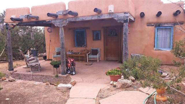 28 W San Marcos, Santa Fe, NM 87508 (MLS #202103418) :: Summit Group Real Estate Professionals
