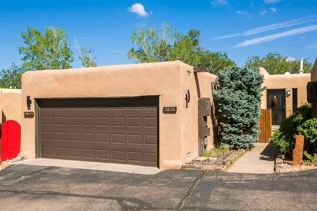 3170 Plaza Blanca, Santa Fe, NM 87507 (MLS #202103420) :: Summit Group Real Estate Professionals