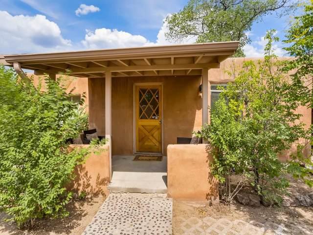 149 Fiesta Street A B C, Santa Fe, NM 87501 (MLS #202103432) :: Summit Group Real Estate Professionals