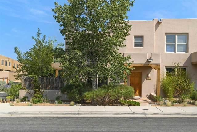 17 Camino Esperanza, Santa Fe, NM 87507 (MLS #202103437) :: Summit Group Real Estate Professionals