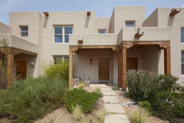 15 Camino Esperanza, Santa Fe, NM 87507 (MLS #202103438) :: Summit Group Real Estate Professionals
