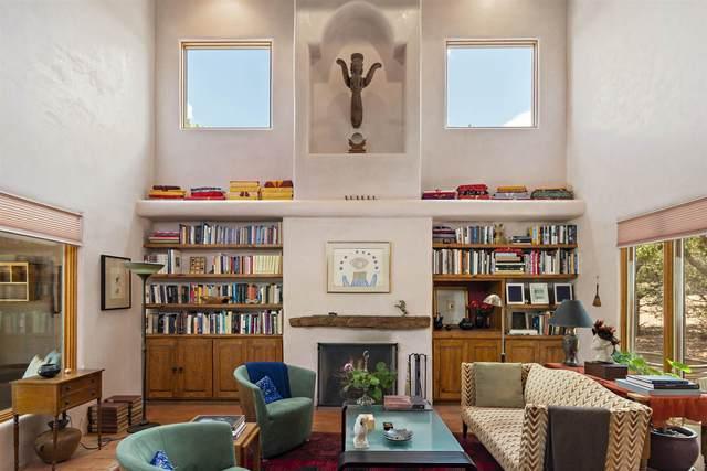 1647 Wilderness Gate Road, Santa Fe, NM 87505 (MLS #202103439) :: Summit Group Real Estate Professionals