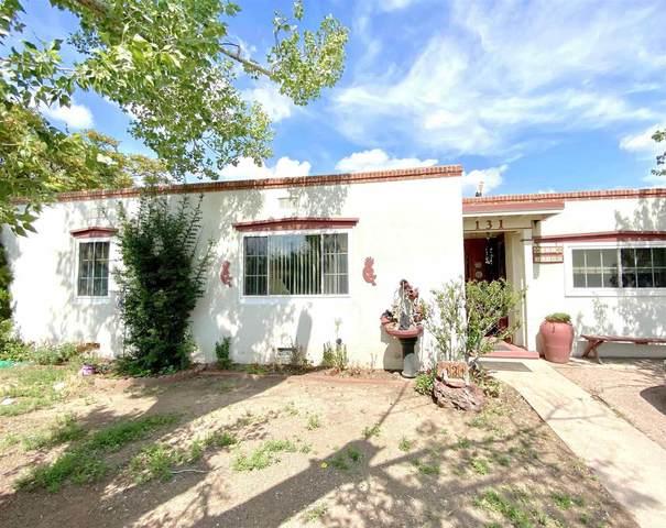 131 Alamo, Santa Fe, NM 87501 (MLS #202103495) :: Neil Lyon Group   Sotheby's International Realty