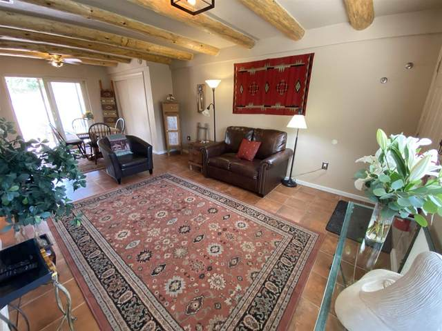 1000 Marquez Place D2, Santa Fe, NM 87505 (MLS #202103534) :: Neil Lyon Group   Sotheby's International Realty